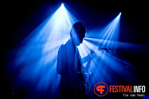 Father Murphy op Le Guess Who? 2014 foto