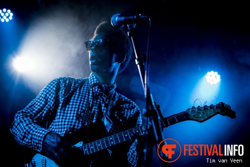 Curtis Harding op Le Guess Who? 2014 foto