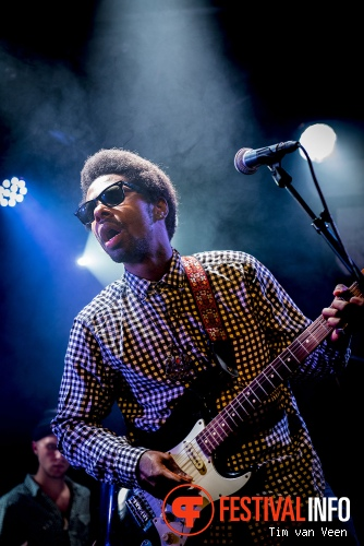 Foto Curtis Harding op Le Guess Who? 2014