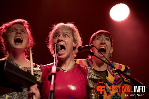tUnE-yArDs op Le Guess Who? 2014 foto