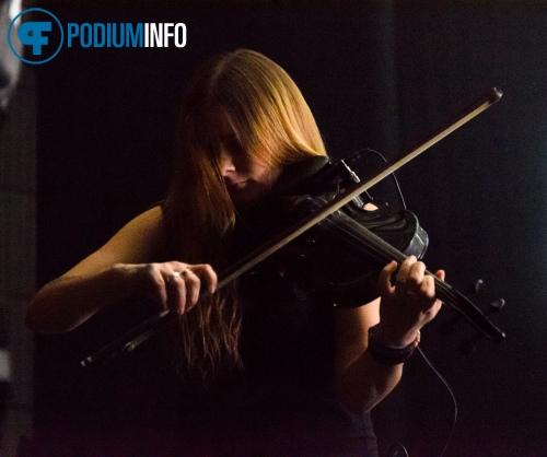 Foto Eluveitie op Eluveitie / Arkona - 23/11 - Effenaar