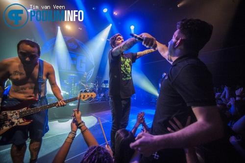 New Found Glory op New Found Glory - 2/12 - TivoliVredenburg foto