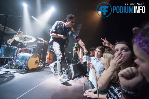 Chunk! No, Captain Chunk op New Found Glory - 2/12 - TivoliVredenburg foto
