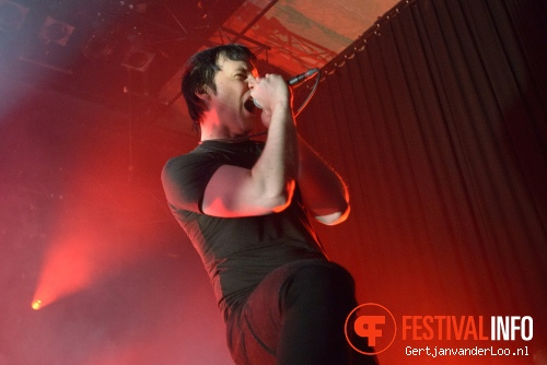 Atari Teenage Riot op State-X New Forms 2014 foto