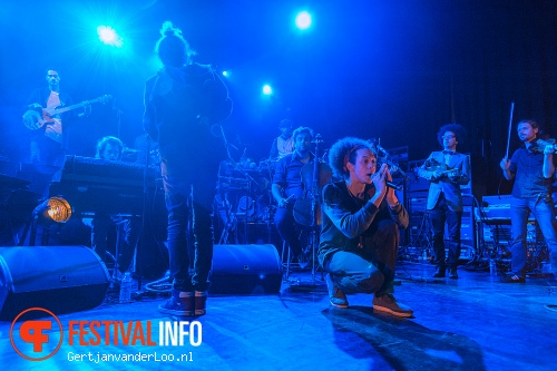 The Kyteman Orchestra op State-X New Forms 2014 foto
