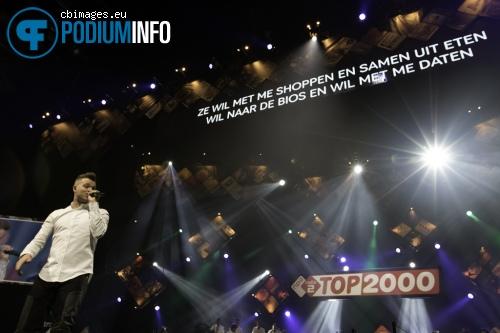 Foto Gers Pardoel op Top 2000 in concert