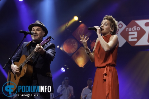 Foto Paul Carrack op Top 2000 in concert