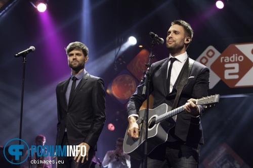 Nick & Simon op Top 2000 in concert foto
