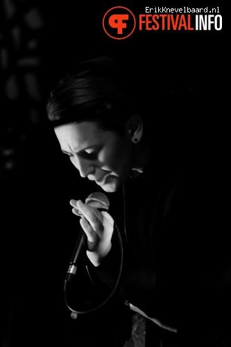 Foto Vök op Eurosonic 2015 - woensdag