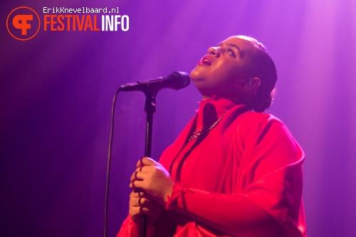 Seinabo Sey op Eurosonic 2015 - donderdag foto