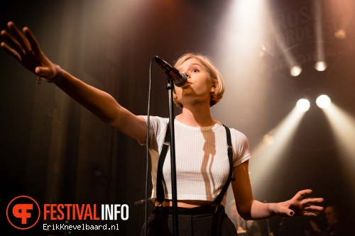 Aurora op Eurosonic 2015 - donderdag foto