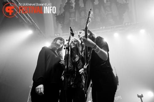 The Staves op Eurosonic 2015 - donderdag foto