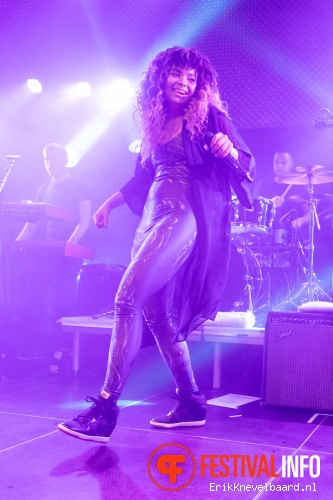 Ella Eyre op Eurosonic 2015 - donderdag foto