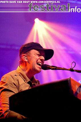 Foto a balladeer op Paaspop Schijndel 2007