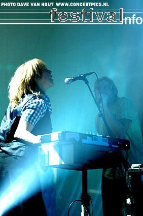 Foto Nid & Sancy op Paaspop Schijndel 2007