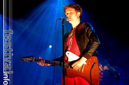 Zita Swoon op Paaspop Schijndel 2007 foto