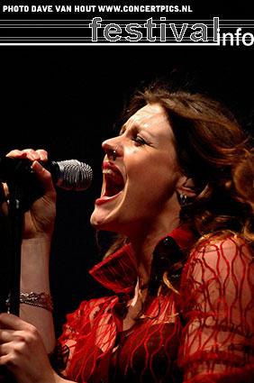 After Forever op Paaspop Schijndel 2007 foto