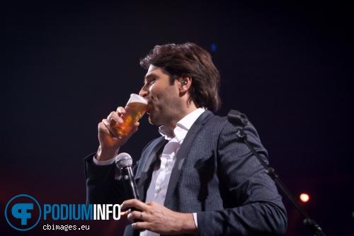 Xander de Buisonjé op Vrienden van Amstel Live! 2015 foto