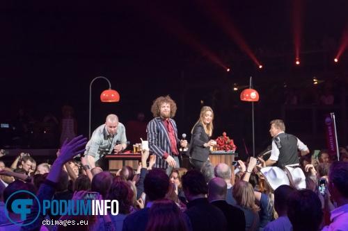 Foto Jeroen van Koningsbrugge op Vrienden van Amstel Live! 2015
