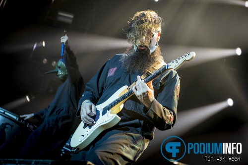 Foto Slipknot op Slipknot - 1/2 - Heineken Music Hall