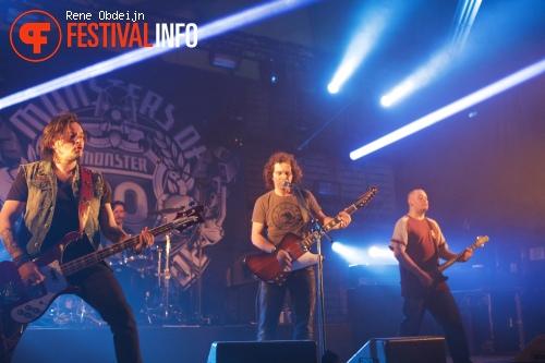 Red Vultures op MOMfest 2015 foto