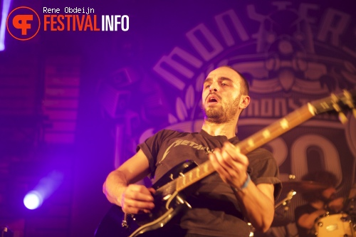 Back to the System op MOMfest 2015 foto