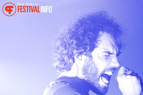 Foto Navarone op MOMfest 2015