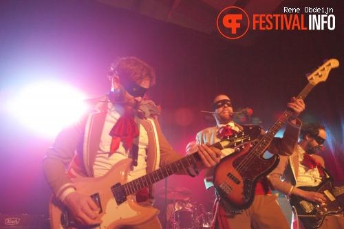 Foto The Mariños op MOMfest 2015