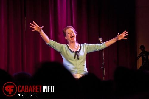 Foto Jennifer Evenhuis op Jennifer Evenhuis - 14/2 - Schiller Theater, Utrecht