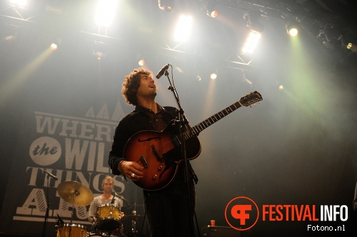 Foto Allah-Las op Where The Wild Things Are 2015 - vrijdag