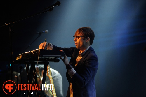 Foto Saint Motel op Where The Wild Things Are 2015- zaterdag