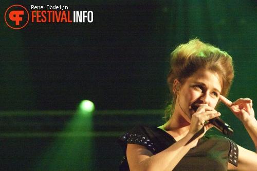 Selah Sue op Paaspop Schijndel 2015 - vrijdag foto