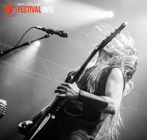 Foto Enslaved op Roadburn Festival 2015