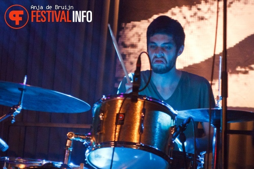Foto The Mysterons op Motel Mozaique 2015