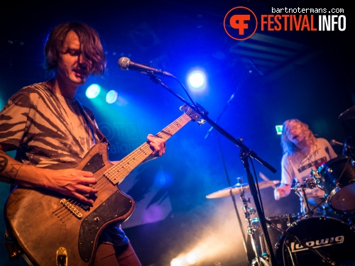 Foto Tweak Bird op Motel Mozaique 2015