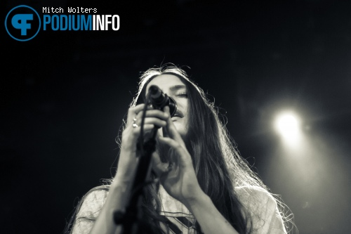 The Staves op Bony the King / The Staves - 10/4 - Melkweg foto