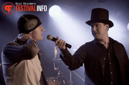Blind Justice op SBL Music Fest! 2015 foto