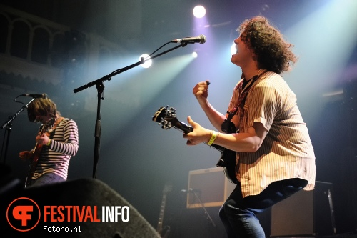 Foto The Districts op London Calling #1 2015
