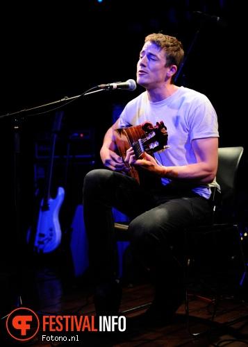 Charlie Cunningham op London Calling #1 2015 foto