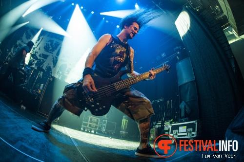 Foto Suicide Silence op Impericon Festival 2015