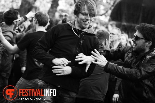 Bevrijdingsfestival Overijssel 2015 foto