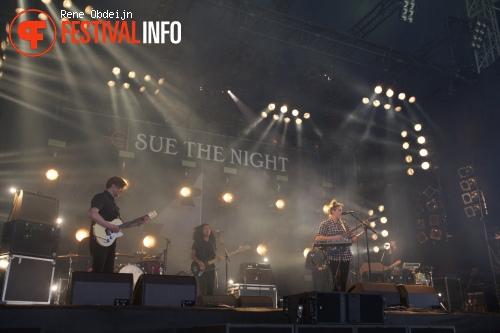 Sue the Night op Dauwpop 2015 foto