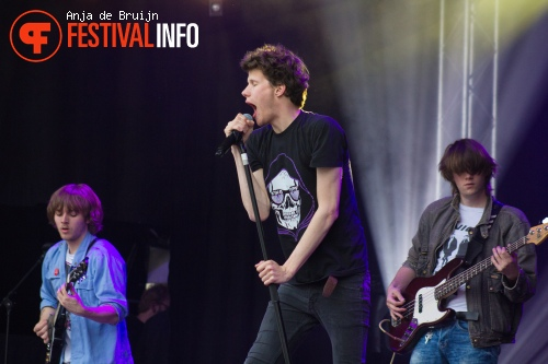 Foto Afterpartees op Delft Citypop 2015