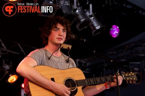Dan Owen op Ribs & Blues Festival 2015 foto