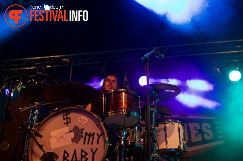 Foto MY BABY op Ribs & Blues Festival 2015