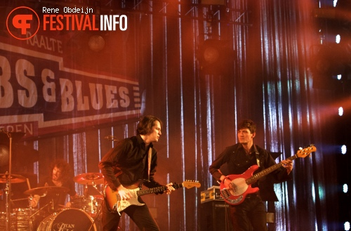 Foto Ryan McGarvey op Ribs & Blues Festival 2015