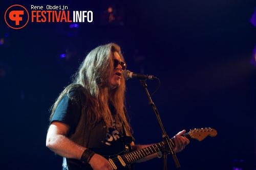 Michael Katon & Rob Orlemans op Ribs & Blues Festival 2015 foto