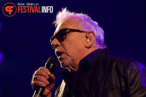 Foto Eric Burdon & The Animals op Ribs & Blues Festival 2015