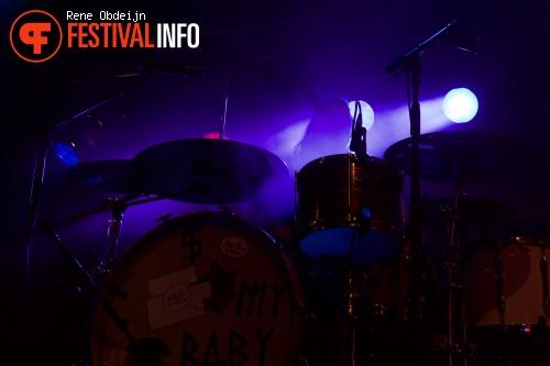 MY BABY op Ribs & Blues Festival 2015 foto