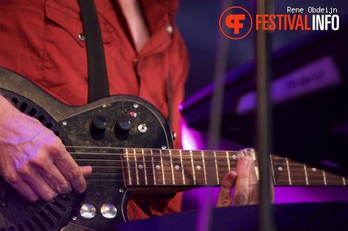 Claude Hay op Ribs & Blues Festival 2015 foto
